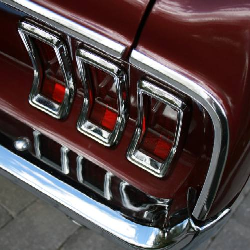 1967 Ford Mustang Hardtop 390 Cu In